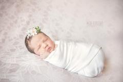 Sesja foto noworodka