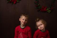 Dziecięce sesje świąteczne Kraków